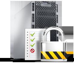 افزایش امنیت سرور