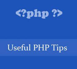 نکات php که هر برنامه نویسی باید بداند