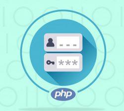 آموزش الگوریتم های رمزنگاری در php