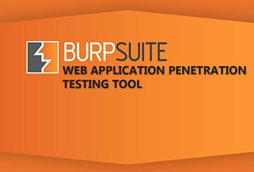 امنیت در برنامه های تحت وب با ابزار BurpSuite