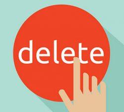 حذف فایل توسط php