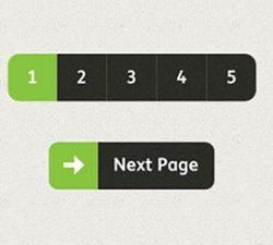 صفحه بندی AJAX توسط PHP