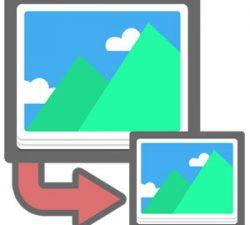 تغییر اندازه تصاویر با php