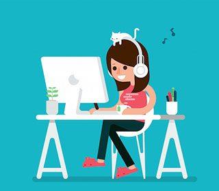 طراحی سایت مستقل (freelancer)