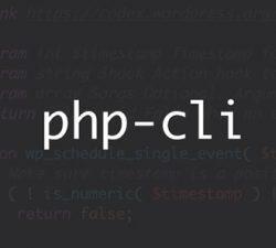 آموزش PHP CLI