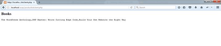 ساخت وب سرویس با php و soap