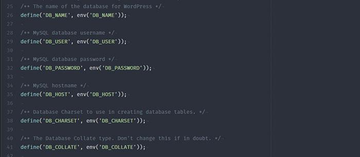 متغیرهای محیطی در PHP