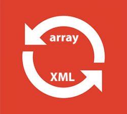 تبدیل آرایه به XML در php
