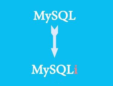 استفاده از MySQLi به جای MySQL در PHP