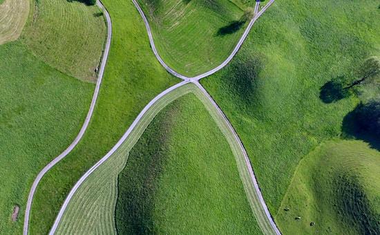 نمایش مسیر راه نقشه در جاواسکریپت