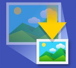 تغییر اندازه تصویر در php