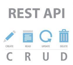 عملیات REST API CRUD در php