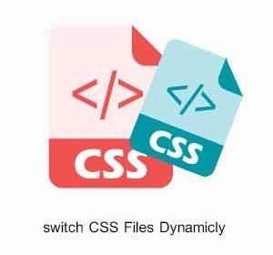 تغییر فایل CSS بر اساس اندازه پنجره توسط jQuery