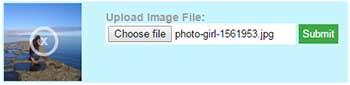 افزودن و حذف تصویر با AJAX در جی کوئری