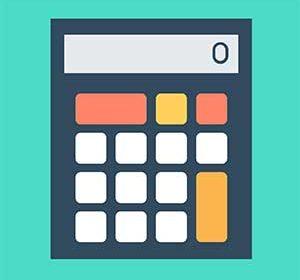 محاسبه مجموع اعداد ستون های DataTables