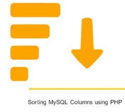 مرتب سازی سطرهای MySQL با PHP