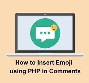افزودن ایموجی به سیستم نظرات توسط PHP
